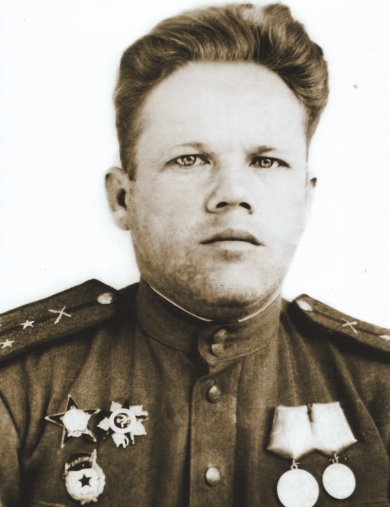 Барбашин Петр Михайлович
