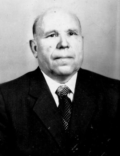 Петрин Дмитрий Иванович