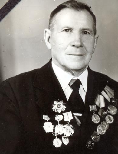 Голубев Тимофей Яковлевич