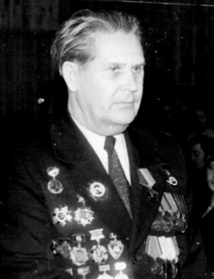 Прохоров Анатолий Алексеевич