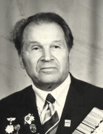 Удинцев Григорий Афанасьевич