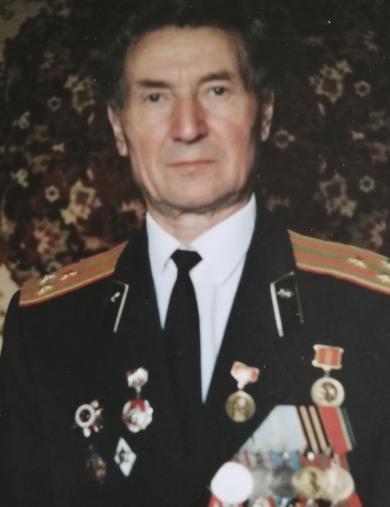 Новиков Владимир Кирилович