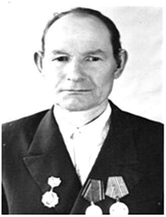 Жуков Фрол Ильич