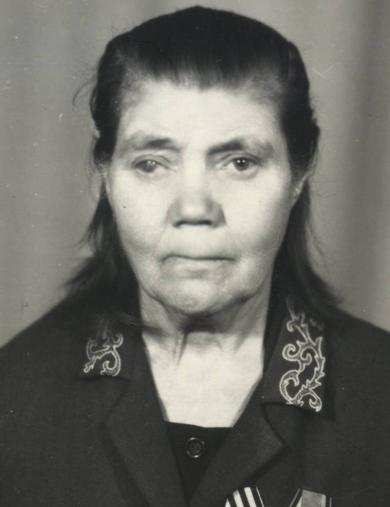 Харина Клавдия Андреевна