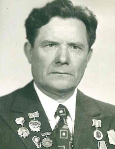 Худорожков Иван Матвеевич