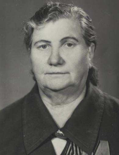 Худорожкова Анна Николаевна