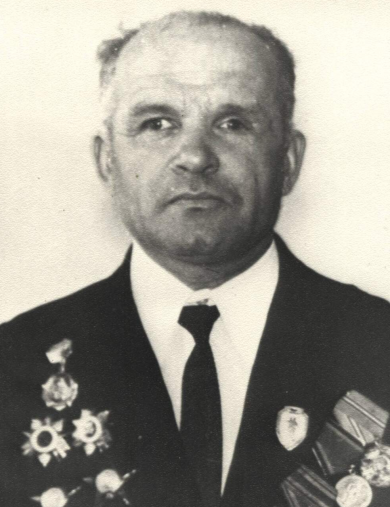 Чащин Петр Семенович