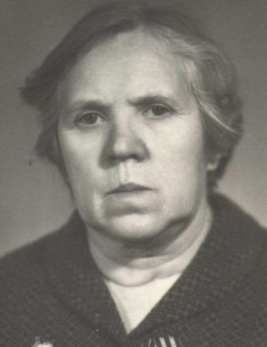 Шабалина- Абакумова Клавдия Матвеевна