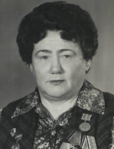 Занина Анфия Андреевна