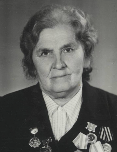 Чугунова Евгения Николаевна