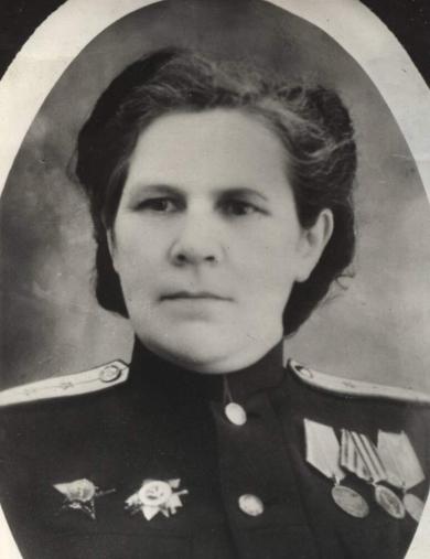 Чувашева Марфа Севастьяновна