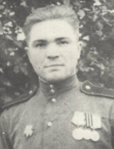 Шабалин Иван Васильевич