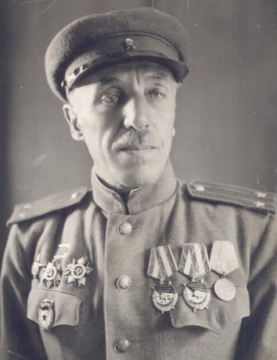 Горчаков (Гринцер) Григорий Сергеевич