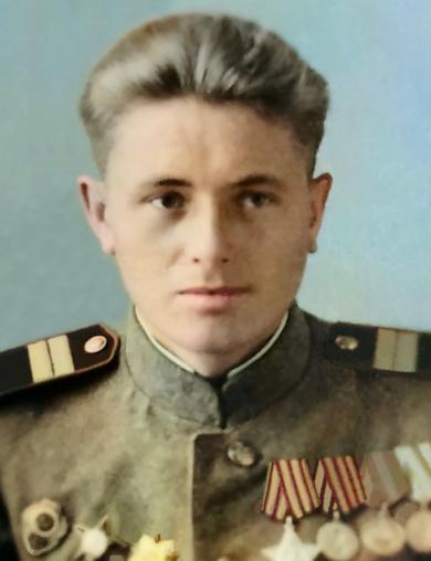 Клеин Виктор Андреевич