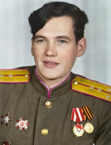 Опякин Николай Александрович