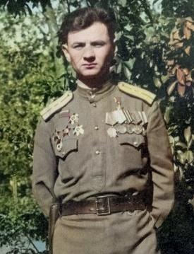 Тиньков Николай Сергеевич