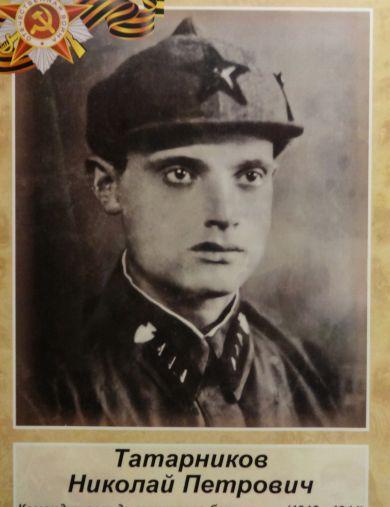 Татарников  Николай Птрович