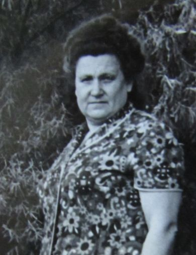 Смирнова  Прасковья Ивановна