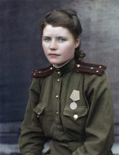 Кожаева Ангелина Михайловна