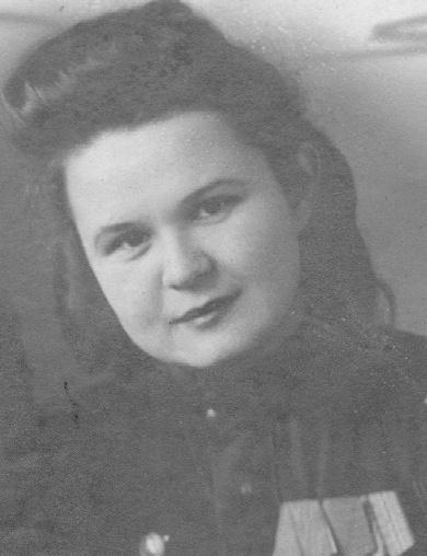 Подрезова Калерия Николаевна