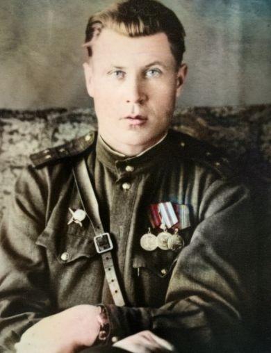 Чуворкин Константин Дмитриевич