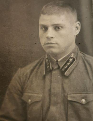 Афончиков Семен Тихонович