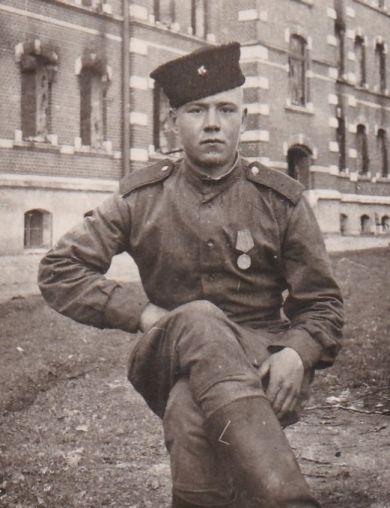 Агапов Иван Федорович