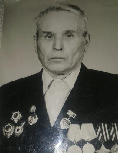 Степанов Терентий Егорович