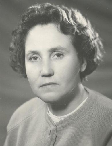Попова Марфа Николаевна