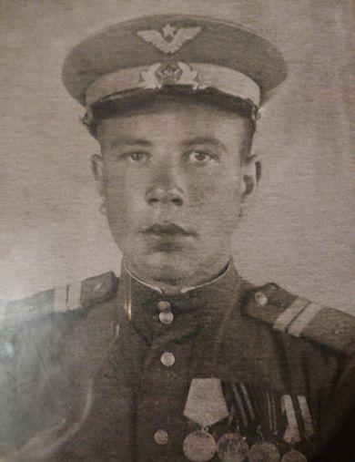 Забаев Михаил Сергеевич