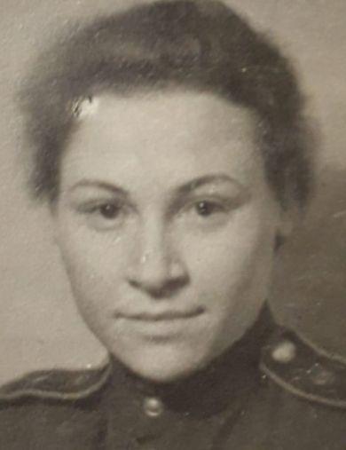Заушицина Валентина Михайловна