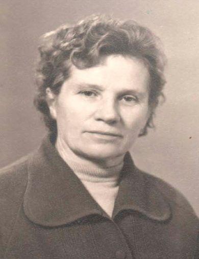 Александрова (Антонова) Надежда Николаевна