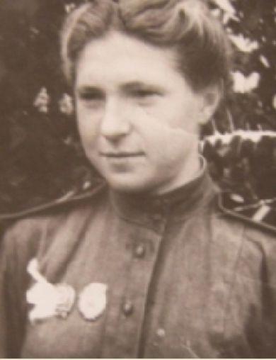 Лобанова Евдокия Ильинична