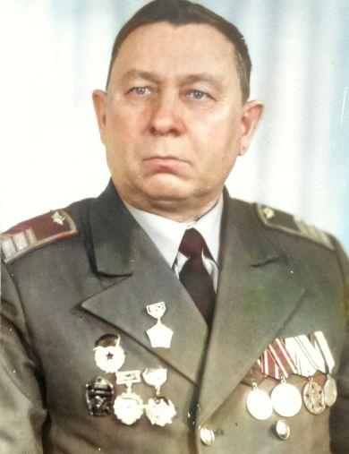 Сафонов Пётр Егорович
