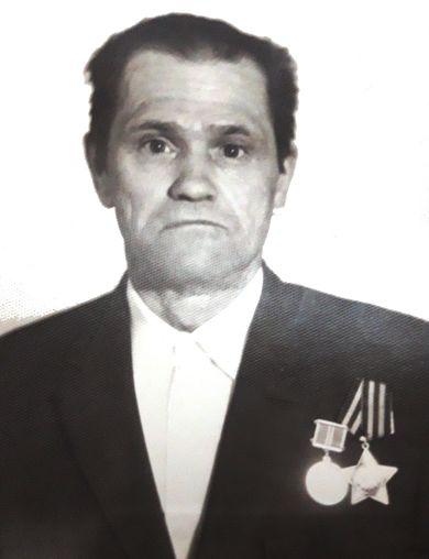 Чижиков Афанасий Максимович