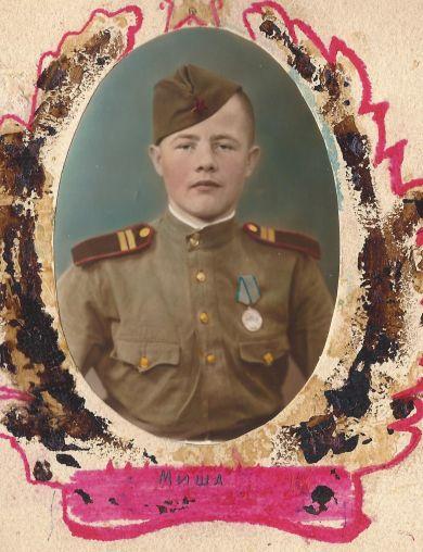Курбатов Михаил Матвеевич