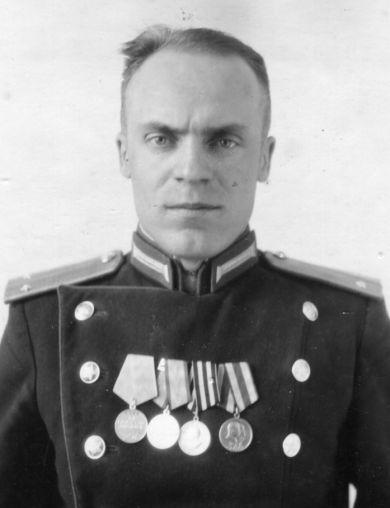 Даньков Фёдор Кузьмич