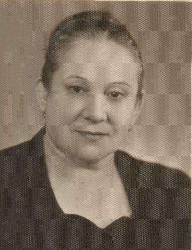 Фомишенко Тамара Владимировна
