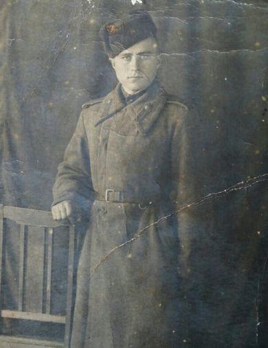Афанасьев Василий Никифорович