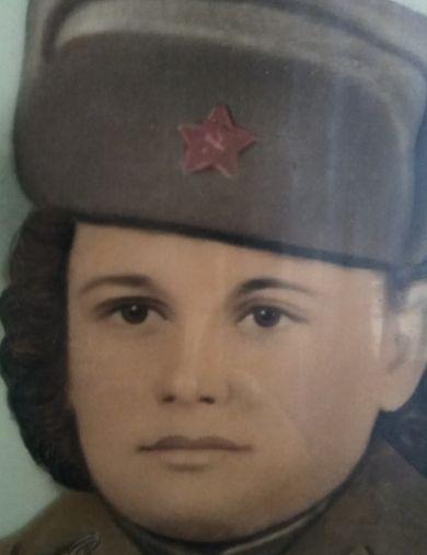 Лопатина (Чечёткина) Вера Анатольевна
