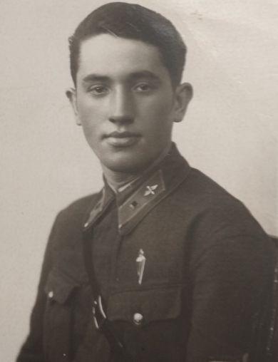 Жабин Пётр Федотович