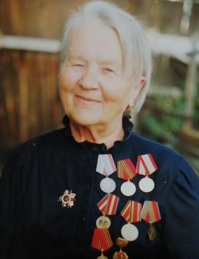 Ставникова Мария Алексеевна