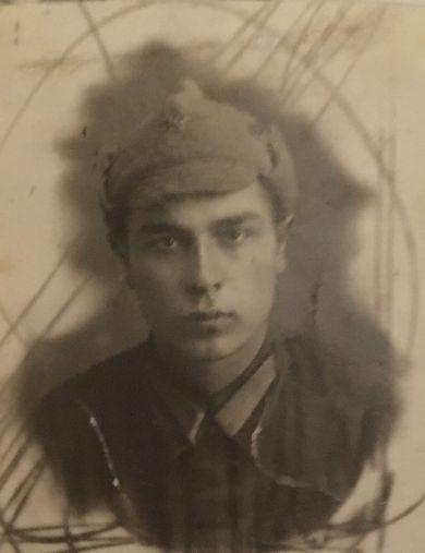 Дронов Иван Сергеевич