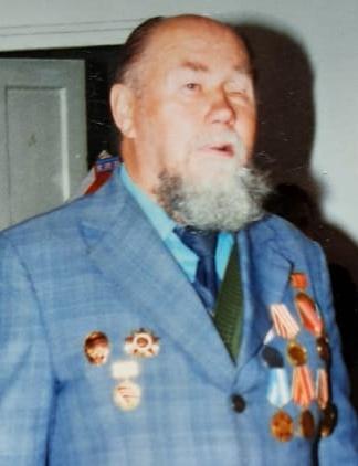 Антипин Ефрем Потапович