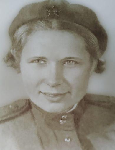 Сухова Мария Семёновна