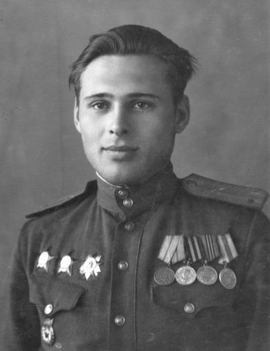 Целуев Владимир Дмитриевич