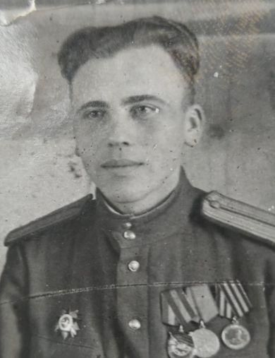 Барышев Валентин Александрович