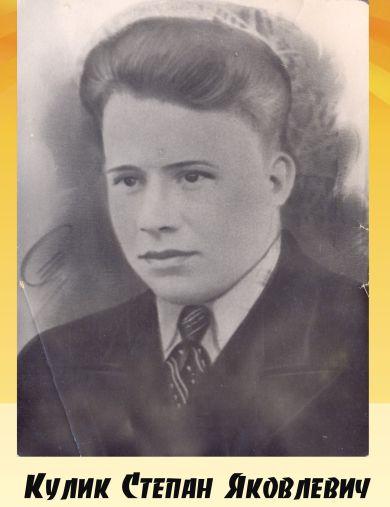 Кулик Степан Яковлевич