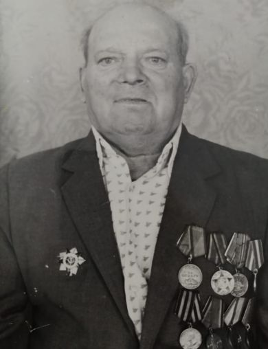 Бузин Фёдор Николаевич