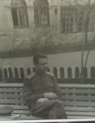Городков Георгий Александрович